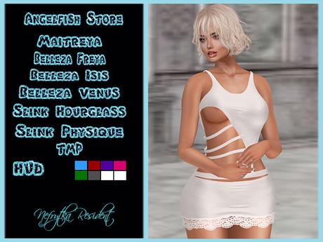 AngelFish Et Dress with HUD