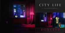 FOXCITY. Photo Booth - City Life
