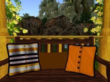 Halloween Colors Pillow Set