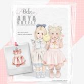 Arya Dress {Pink 1}