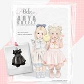 Arya Dress {Black 2} - WEAR to unpack