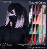 {Limerence} Karen hair-Natural Ombre