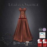 **Mistique** Leala Orange (wear me and click to unpack)