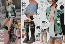 RKKN. Blair's Shorts Beige Common