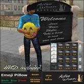 [A-U] Fun :: Wearable - Emoji Pillow
