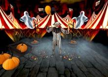 Backdrop Circus Horror box