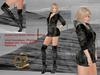 [RG] Soft Fur Dark Winter Edition Outfit (Box)