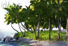 inVerse® MESH - Mixed Coconuts