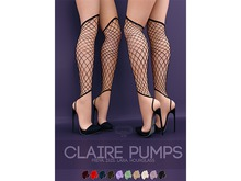 Pure Poison - Claire Pumps