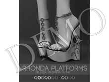 DEMO - Pure Poison - Rhonda Platforms