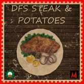 DFS Steak and Potato