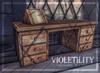 Violetility - Lorkyn's Desk