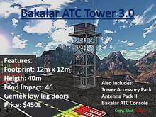 Bakalar ATC TOWER 3.0