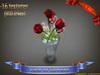 Vase of flowers-Freedom creations