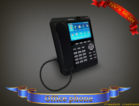 Office phone-Freedom creations