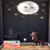 {YD} Cute Fox Lamp