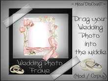 = Wedding Picture Frame = MiSSi DisCounT =