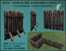 SSM - Stockade Construction Kit