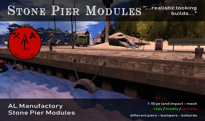 AL Stone Pier Modul