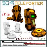 KOKEM SHOP-Fullperm.SCI-FI TELEPORTER(WEAR ME)BOX