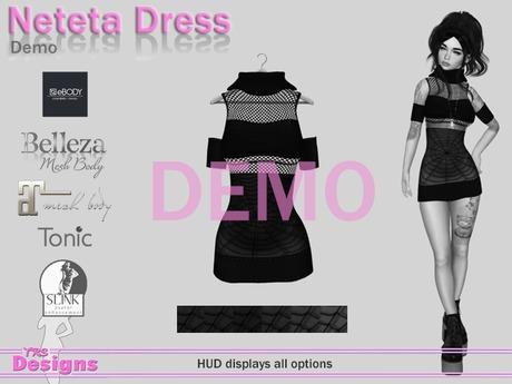 Neteta Dress Demo Hud