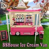 BSHouse Ice Cream Van