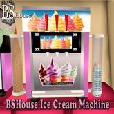 BSHouse Ice Cream Machine