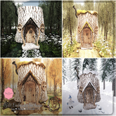 {YD} Enchanted tree house