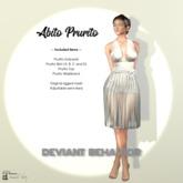 DB - Abito Prurito (white)