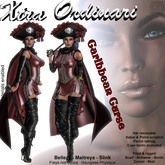 *XO* Caribbean Curse Pirate Outfit