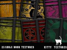Kitty Textures - Door Textures Shoji