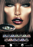 Paradise Eyes pack by Madame Noir