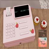 {YD} Cash Register - Pink