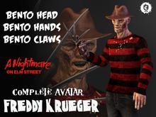 :: UCM :: Freddy Krueger