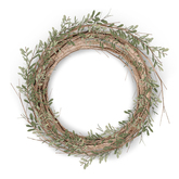 [Tia] Valarie Silverleaf Wreath (Boxed)
