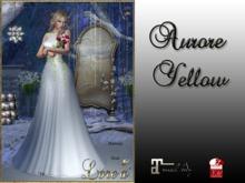 LE-Aurore Dress  Yellow