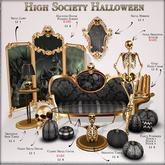 High Society Halloween Gacha-Skull Lamp
