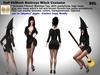 OnP Mesh Maitreya Witch Costume