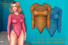 :: ANTAYA :: Lace bodysuit DEMO - Maitreya \ Original mesh
