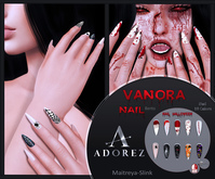 AdoreZ-Vanora Bento Nail Hud Colors