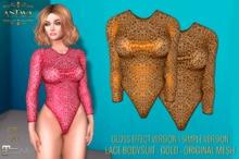 :: ANTAYA :: Lace bodysuit gold - Maitreya \ Original mesh