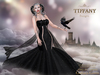 ::TD:: Gothica Gown with Appliers ~ Halloween