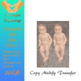 Baby Pair Skin Color 2