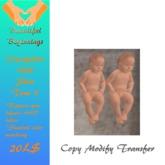Baby Pair Skin Color 5