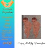 Baby Pair Skin Color 6