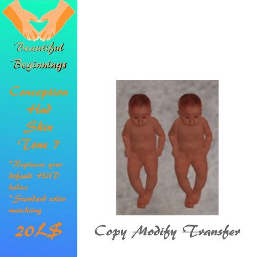 Baby Pair Skin Color 7