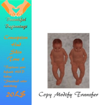 Baby Pair Skin Color 8