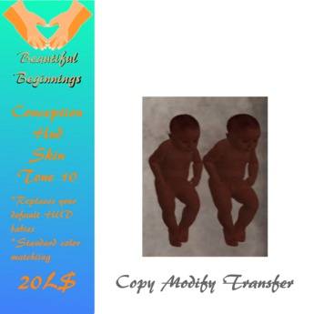 Baby Pair Skin Color 10