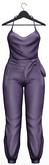 Seniha. Savannah Jumpsuit // Purple