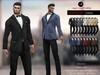 A&D Clothing - Suit -Manhattan-  FatPack